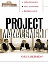 Project Management (The Briefcase Book Series) (The McGraw-Hill Professional Education Series)