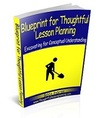 Blueprint For Thoughtful Lesson Planning by Bobbie Anderson