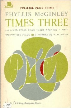 Times Three by Phyllis McGinley