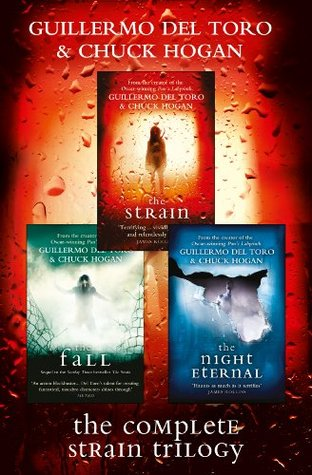 The Complete Strain Trilogy: The Strain, The Fall, The Night Eternal (The Strain Trilogy #1-3)