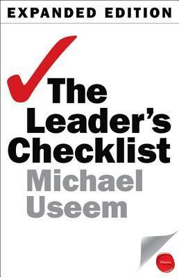 The Leader's Checklist: 15 Mission-Critical Principles