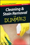 Cleaning and Stain Removal For Dummies®, Mini Edition (Dummies Mini)