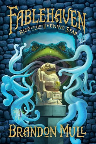 Rise of the Evening Star by Brandon Mull
