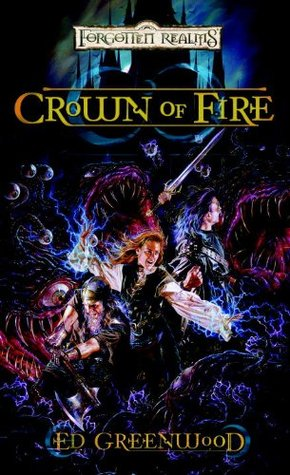 Review Crown of Fire (Shandril's Saga #2) (Shandril's Saga #2) ePub by Ed Greenwood