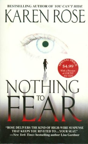 Nothing To Fear by Karen      Rose