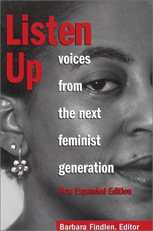 Listen Up by Barbara Findlen