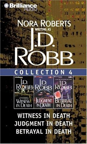 J. D. Robb Collection 4 by J.D. Robb