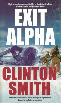 Exit Alpha by Clinton Smith