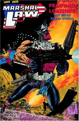 Marshal Law by Pat Mills
