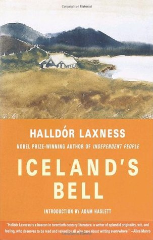 http://www.goodreads.com/book/show/14267.Iceland_s_Bell