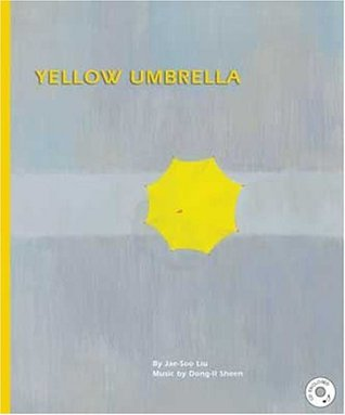 Yellow Umbrella by Jae-Soo Liu