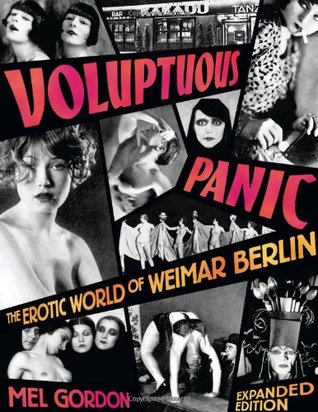 Voluptuous Panic by Mel Gordon