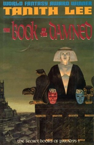 The Book of the Damned (Secret Books of Paradys, #1)