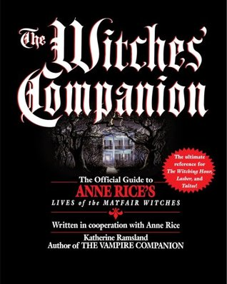 The Witches' Companion by Katherine Ramsland