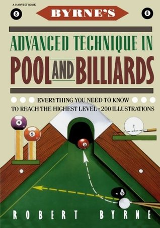 Byrne's Advanced Technique in Pool and Billiards by Robert Byrne