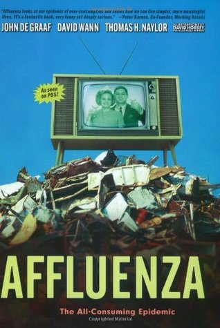 Affluenza by John De Graaf