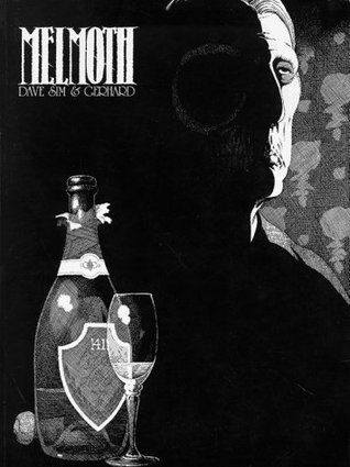 Melmoth by Dave Sim