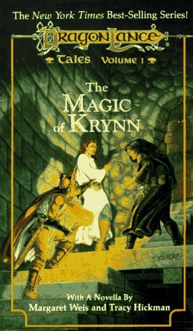 The Magic of Krynn by Margaret Weis