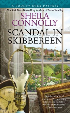 Download online for free Scandal in Skibbereen (County Cork #2) by Sheila Connolly MOBI