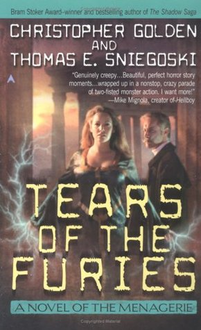 Tears of the Furies by Christopher Golden