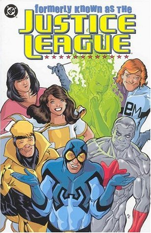 Formerly Known as the Justice League by Keith Giffen