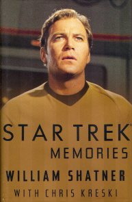 Star Trek Memories by William Shatner