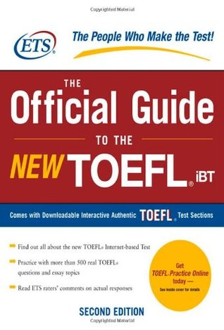 The Official Guide to the New TOEFL iBT with CD-ROM (McGraw-H... by Educational Testing Service