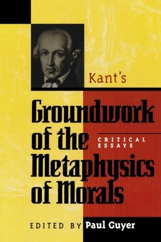 Deontology In one essay Kant went so far as to say that it would be ...