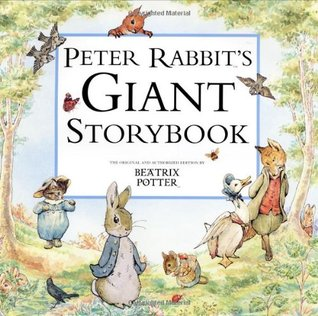 Peter Rabbit's Giant Storybook by Beatrix Potter
