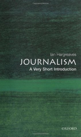 Journalism by Ian Hargreaves