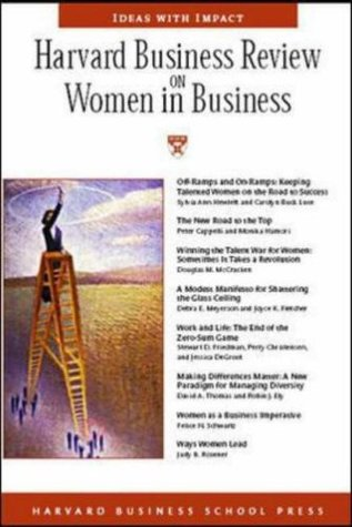 Harvard Business Review on Women in Business by Harvard Business School Press