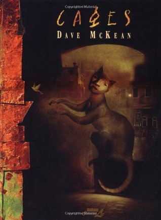 Cages by Dave McKean