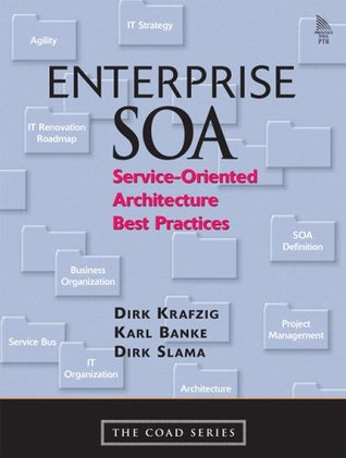 Enterprise Soa by Dirk Krafzig