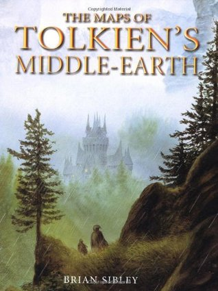 The Maps of Tolkien's Middle-earth by Brian Sibley