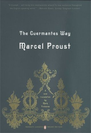 The Guermantes Way by Marcel Proust