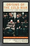 Origins of the Cold War: An International History (Rewriting Histories)