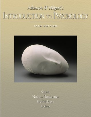 Atkinson & Hilgard's Introduction to Psychology by Susan Nolen-Hoeksema