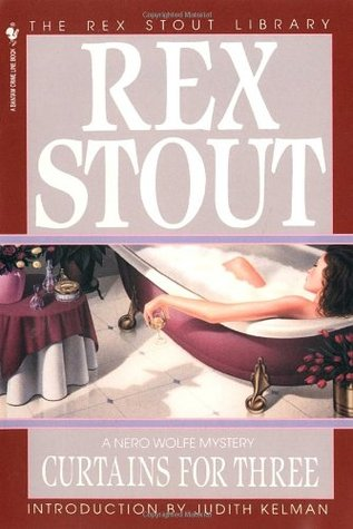 Curtains for Three by Rex Stout