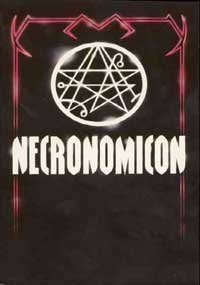 The Necronomicon by Fred Simon