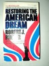 Restoring the American Dream