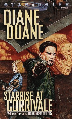 Starrise at Corrivale  (Volume One of the Harbinger Trilogy)