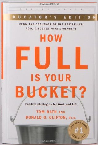 How Full Is Your Bucket? Educator