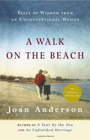 A Walk on the Beach by Joan  Anderson