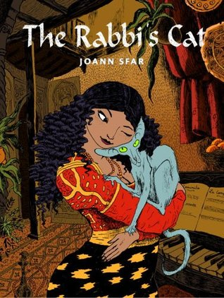 The Rabbi's Cat by Joann Sfar
