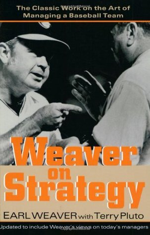 Weaver on Strategy by Earl Weaver