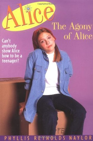 The Agony of Alice (Alice, #1)