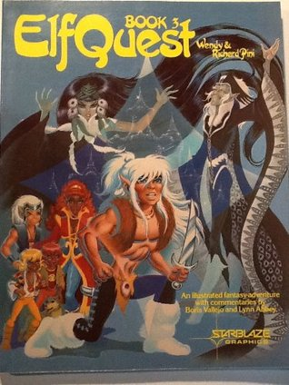 Elfquest Book 3 by Wendy Pini