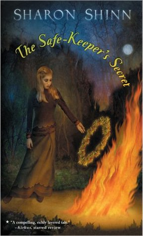 The Safe-Keeper's Secret by Sharon Shinn