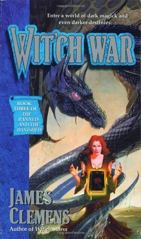 Wit'ch War (The Banned and the Banished, #3)
