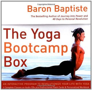 The Yoga Bootcamp Box by Baron Baptiste